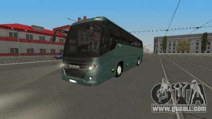 Scania Touring Bus for GTA San Andreas