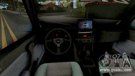Tofas Dogan SLX Tuning for GTA San Andreas