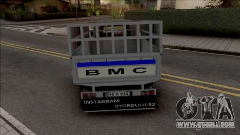 BMC Levend 1.0 for GTA San Andreas
