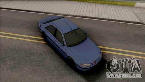 Peugeot Pars Shoti for GTA San Andreas