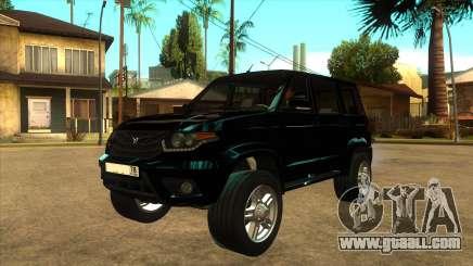 UAZ PATRIOT 78RUS for GTA San Andreas