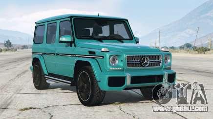 Mercedes-Benz G 65 AMG (W463) 2012 add-on for GTA 5