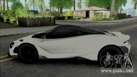 McLaren 765LT 2020 for GTA San Andreas