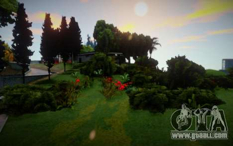 New House CJ for GTA San Andreas