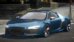 Audi R8 GST-R for GTA 4