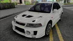 Mitsubishi Lancer Evolution V RS Edited