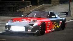 Mazda RX-7 GST G-Tuned L5 for GTA 4