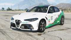 Alfa Romeo Giulia GTAm (952) 2020〡add-on for GTA 5