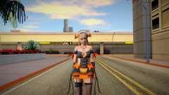 Marie Rose Halloween for GTA San Andreas