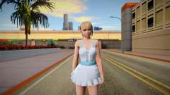 DOAXVV Marie Rose Sweety Valentines Day for GTA San Andreas