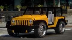 Jeep Wrangler 90S for GTA 4