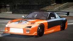 Mazda RX-7 GST G-Tuned L3 for GTA 4