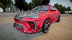 Lamborghini Urus Mansory for GTA San Andreas