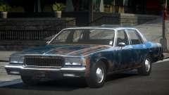 Chevrolet Caprice 80S L9 for GTA 4