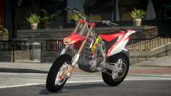 Honda CRF 250 L3 for GTA 4