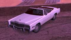 Cadillac Fleetwood Eldorado 1976