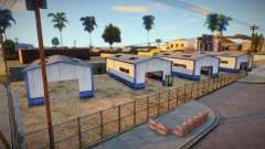 Mechanic Center In Idlegas for GTA San Andreas
