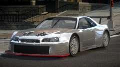 Nissan Skyline R34 G-Custom for GTA 4