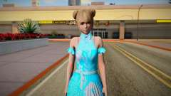 Marie Rose Blue for GTA San Andreas