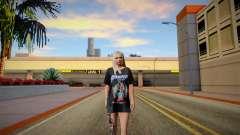 Rachel v11 for GTA San Andreas