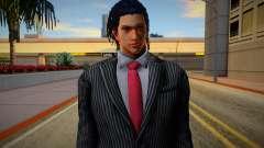 TEKKEN7 Claudio Serafino Corporate CEO PBR for GTA San Andreas
