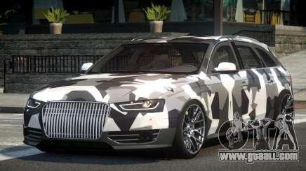 Audi RS4 BS-R PJ2 for GTA 4