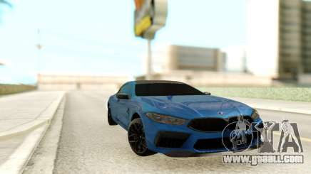 BMW M8 Competition 2020 GC for GTA San Andreas