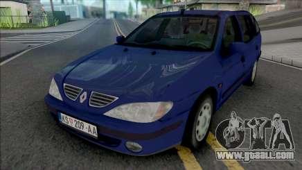 Renault Megane Break 2000 for GTA San Andreas
