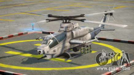 Bell AH-1Z for GTA 4
