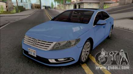 Volkswagen Passat CC 2010 Improved for GTA San Andreas