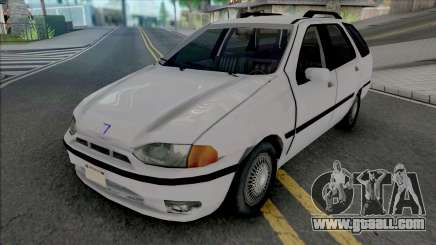 Fiat Palio Weekend 1997 Improved for GTA San Andreas