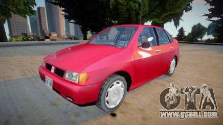 Seat Cordoba - 1994 for GTA San Andreas