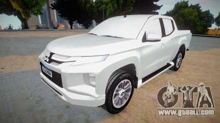 Mitsubishi L-200 Triton 2020 for GTA San Andreas