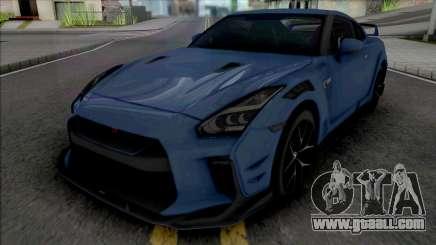 Nissan GT-R Premium Top Secret for GTA San Andreas