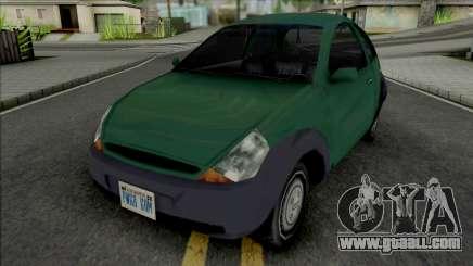 Ford Ka 2001 for GTA San Andreas