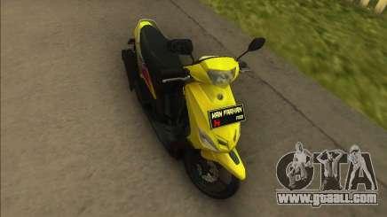 Yamaha Mio for GTA Vice City