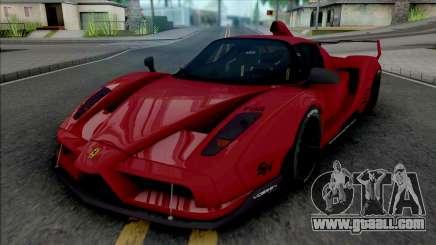 Ferrari Enzo 2002 Custom for GTA San Andreas