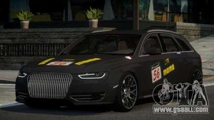 Audi RS4 BS-R PJ7 for GTA 4