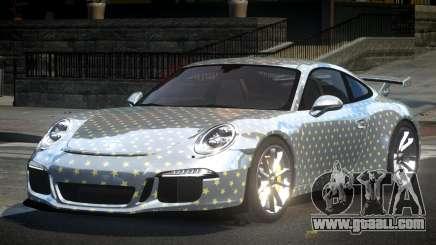 Porsche 991 GT3 SP-R L6 for GTA 4