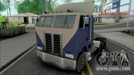 Peterbilt 362 for GTA San Andreas