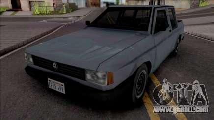 Volkswagen Saveiro 1989 Double Cabin for GTA San Andreas