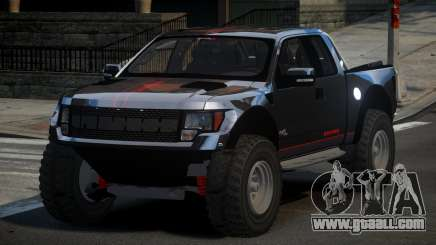 Ford F150 SP Off Road L7 for GTA 4