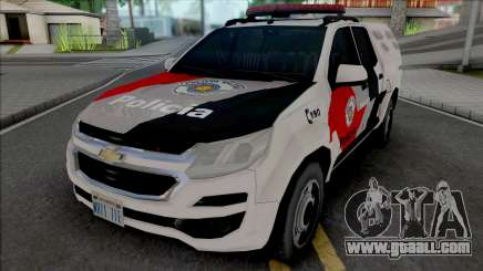 Chevrolet S10 PMESP for GTA San Andreas