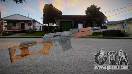 Vepr Sport Rifle for GTA San Andreas