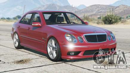 Mercedes-Benz E 55 AMG (W211) 2002 for GTA 5