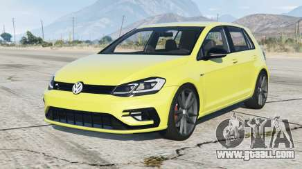 Volkswagen Golf R 5-door (Typ 5G) 2018〡add-on for GTA 5