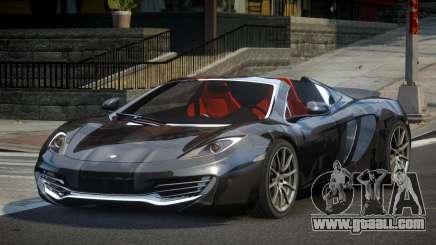 McLaren MP4-12C PSI-R PJ3 for GTA 4