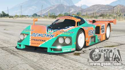 Mazda 787B 1991〡add-on for GTA 5