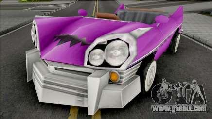 Wario Car for GTA San Andreas