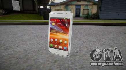 Samsung I9001 Galaxy S Plus for GTA San Andreas